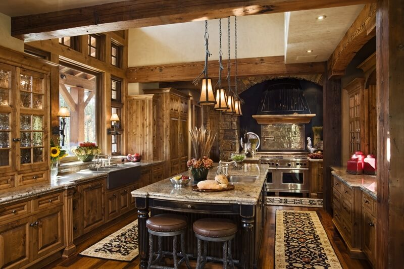 Lovable Luxury Kitchen Ideas 30 Custom Luxury Kitchen Designs That Cost More Than 100000