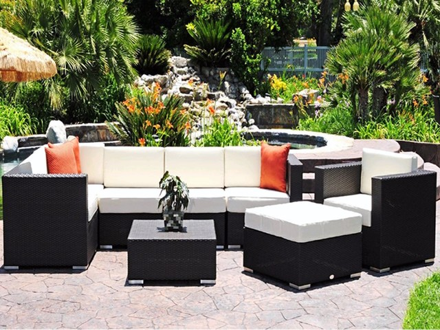 Lovable Luxury Outdoor Dining Chairs Modern Patio Furniture Modern Patio Furniture Within 12