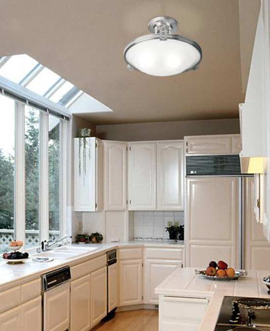 Lovable Overhead Kitchen Light Fixtures Stylish Overhead Lighting Kitchen Small Kitchen Lighting Ideas