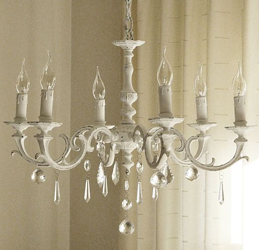 Lovable Shabby Chic Chandelier Best 25 Shab Chic Chandelier Ideas On Pinterest Shab Chic