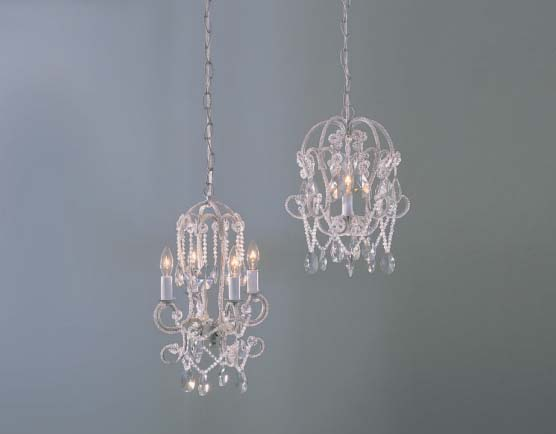 Lovable Shabby Chic Chandelier Shab Chic Chandeliers