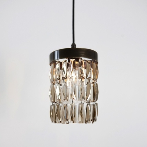 Lovable Small Hanging Chandelier Beautiful Crystal Pendant Lights Mini Crystal Pendant Chandelier