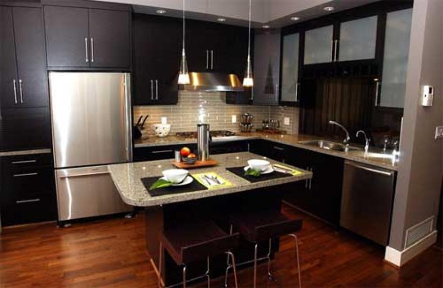 Lovable Small Luxury Kitchen Professional Plan For Small Kitchen Interior Design Home
