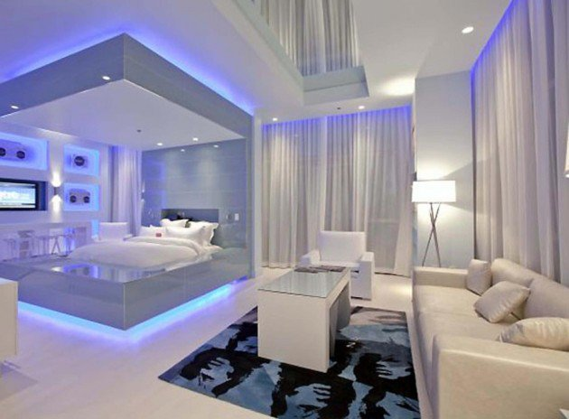 Lovable Ultra Modern Bedroom Ultra Modern Ceiling Designs For Your Master Bedroom