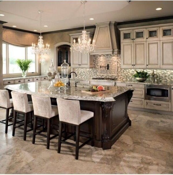 Lovable Upscale Kitchen Design The 25 Best Luxury Kitchens Ideas On Pinterest Luxury Kitchen With