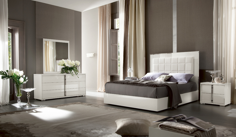 Lovable White High Gloss Bedroom Furniture Photos And Video