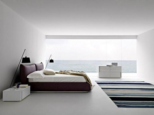 Nice Beautiful Modern Bedrooms Bedroom Cute Beautiful All White Modern Master Bedroom With