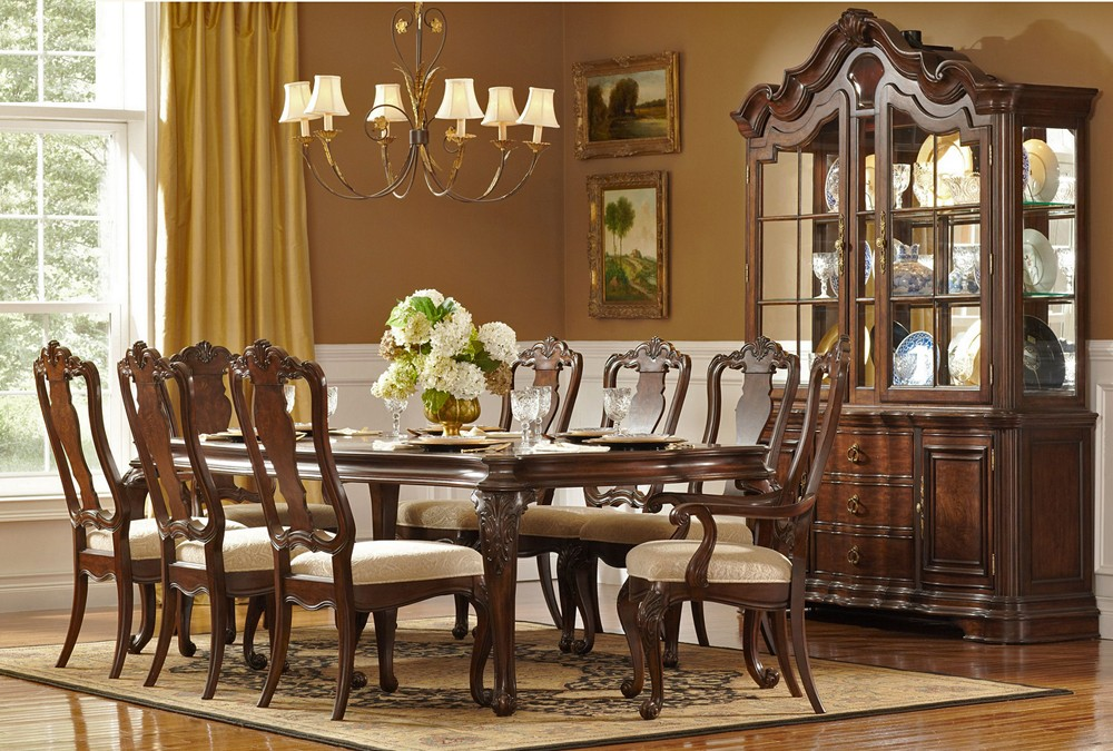 Nice Black Formal Dining Room Table Black Formal Dining Room Set 20692