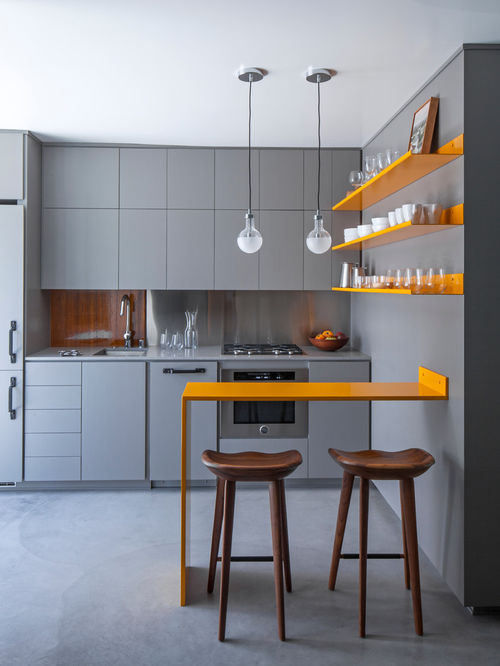 Nice Compact Kitchen Design Compact Kitchen Houzz