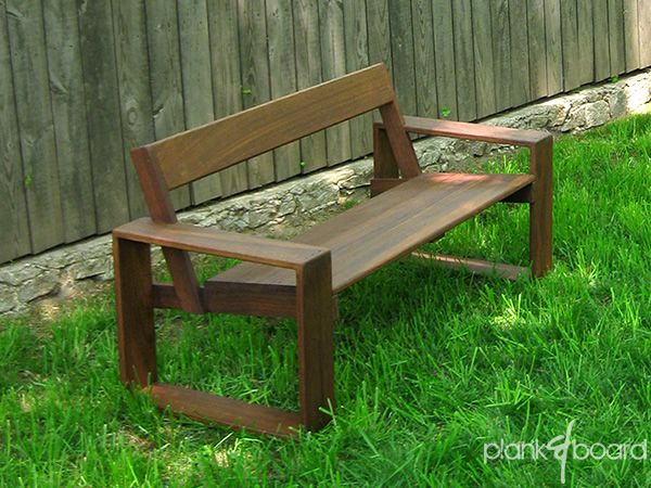 Nice Contemporary Garden Bench Best 25 Contemporary Outdoor Benches Ideas On Pinterest