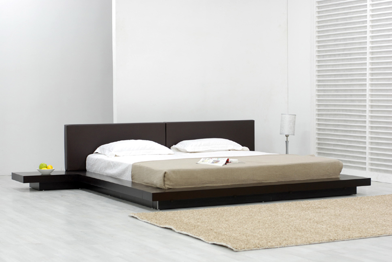 Nice Contemporary Platform Bed Sets Modern Platform Bedroom Sets With Regard To Contemporary Platform