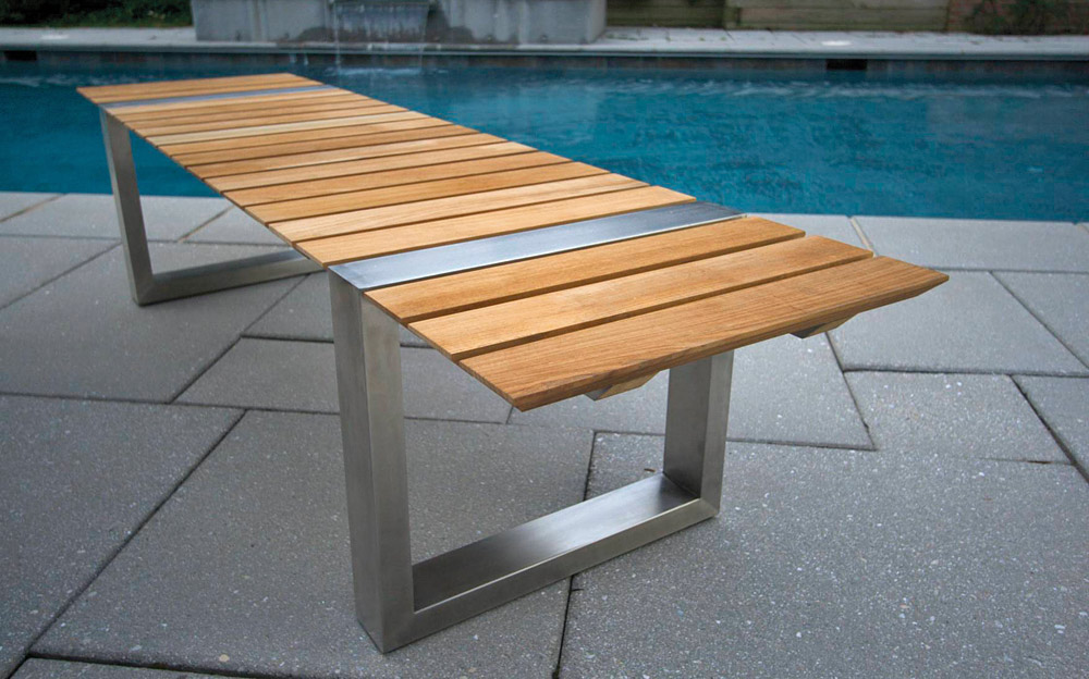 Nice Contemporary Teak Outdoor Furniture Modern Outdoor Patio Furniture Teak Outdoor Bench Treenovation