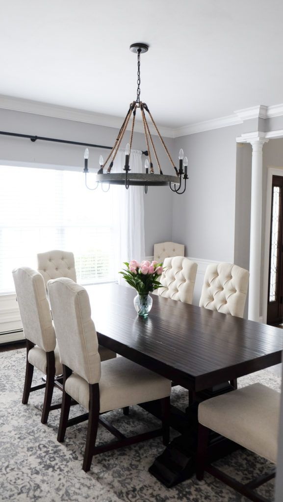 Nice Dark Wood Dining Room Table And Chairs Best 25 Dark Wood Dining Table Ideas On Pinterest Dinning