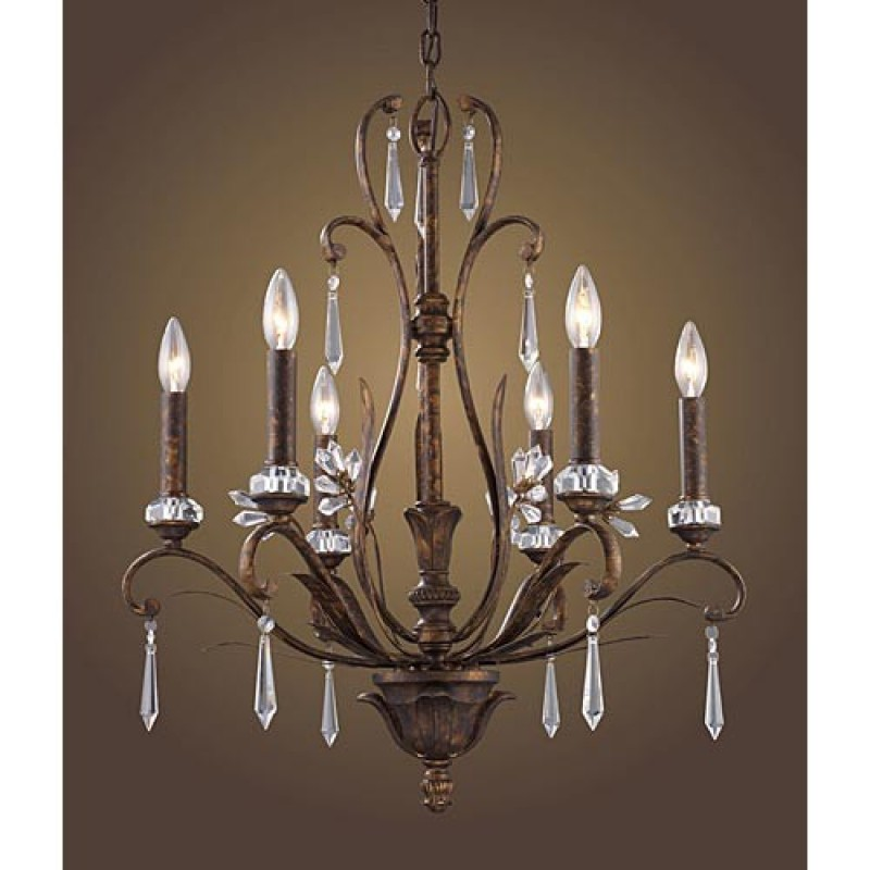 Nice Elk Lighting Chandelier Lighting Emilion Chandelier El 2183 6