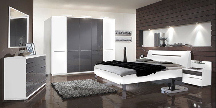 Nice High Gloss Bedroom Furniture Kensington High Gloss Bedroom Furniture Collection Home Design