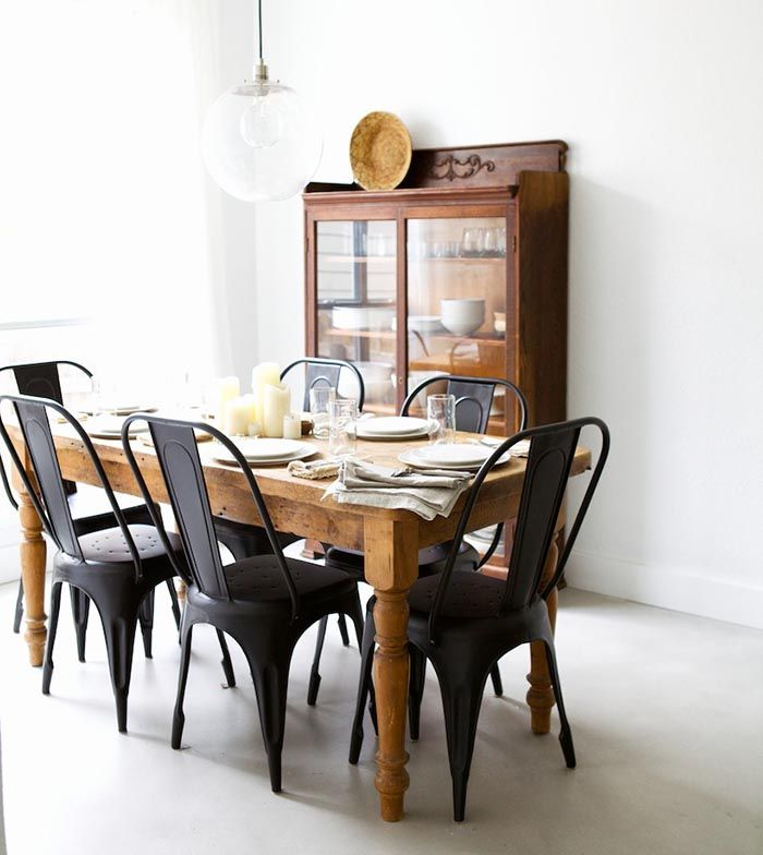 Nice High Top Dining Room Chairs The Classic And Beautiful Black Dining Room Chairs