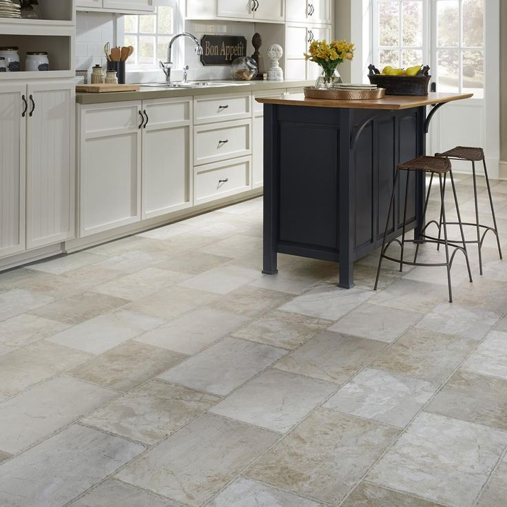 Nice Large Vinyl Floor Tiles Best 25 Black Kitchen Floor Tiles Ideas On Pinterest Mint