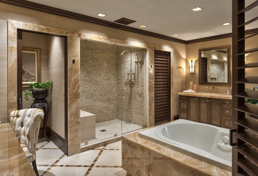 Nice Luxury Bath Ideas Luxury Bathroom Designs Of Worthy Luxury Modern Bathroom Design
