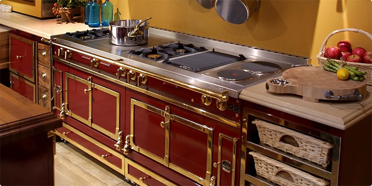 Nice Luxury Kitchen Stoves 5 Ultra High End Stoves For Luxury Kitchens Only Lifetime Luxury