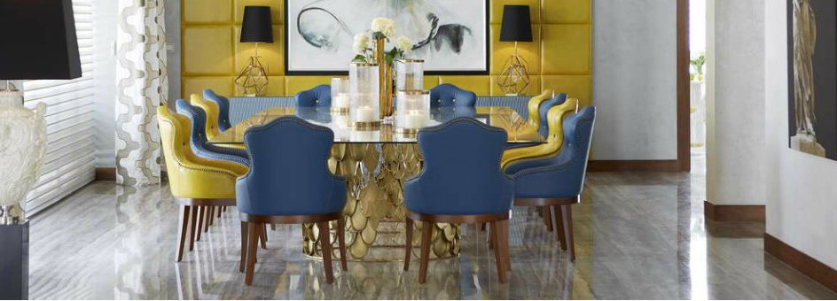 Nice Luxury Leather Dining Chairs Top 15 Modern Dining Chairs For A Luxury Dining Room Miami