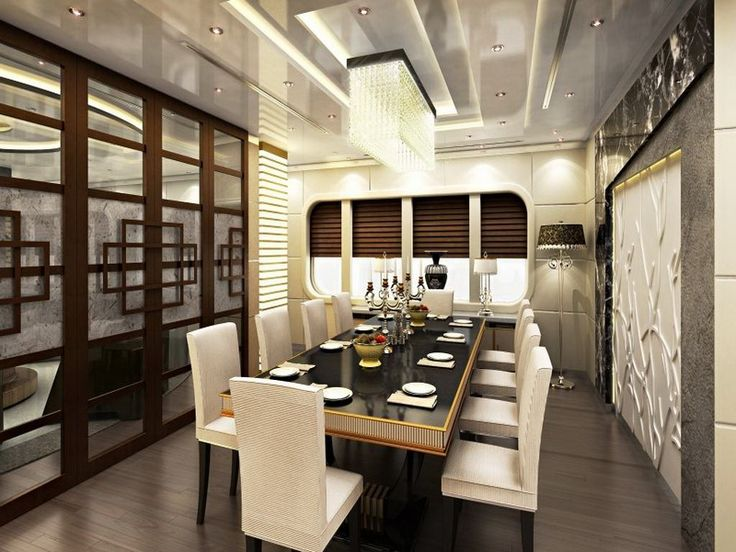 Nice Luxury Modern Dining Room 36 Best Dining Rooms Showcase Images On  Pinterest Architecture