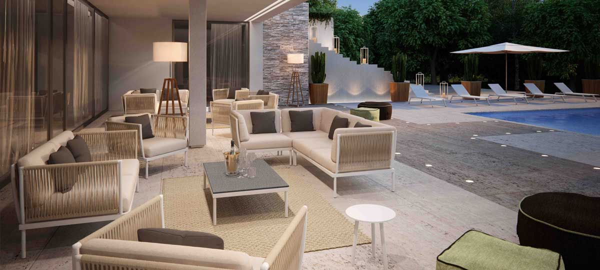 Nice Luxury Terrace Furniture Luxury Outdoor Furniture Passerini