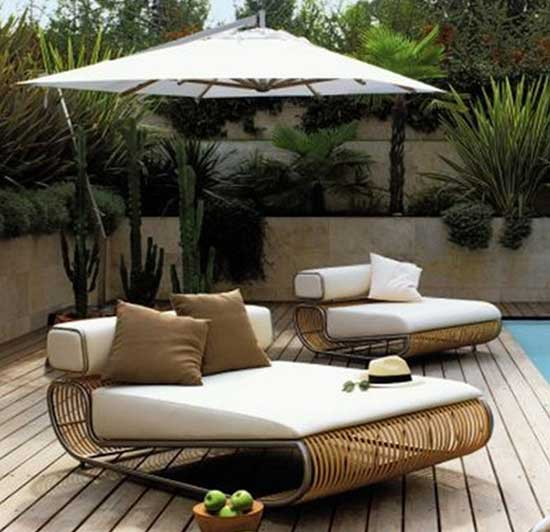 Nice Luxury Terrace Furniture Stylish Luxury Garden Furniture Patio Furniture Outside At Home