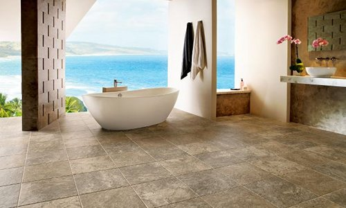 Nice Luxury Vinyl Tile Bathroom Luxury Vinyl Tile And Plank Flooring Reviews 2017 Buyers Guide