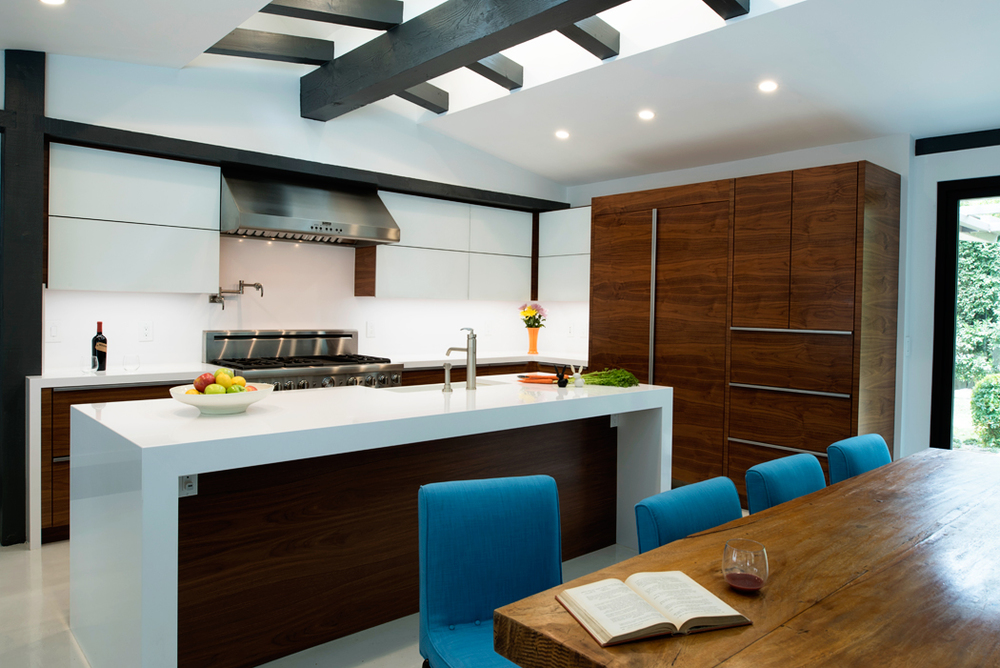 Nice Modern Kitchen Cabinets Los Angeles Able And Baker Custom Cabinetry