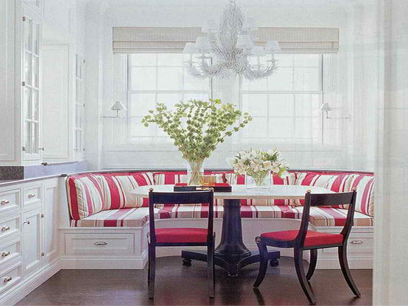 Nice Small Kitchen Nook Sets Small Breakfast Nook Ideas Suitable