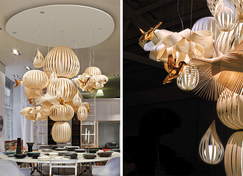 Nice Statement Chandelier Lighting 11 Contemporary Chandeliers That Make A Statement Contemporist