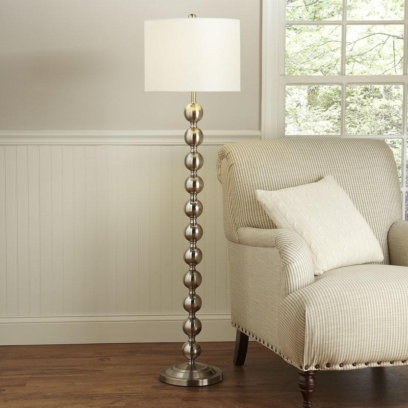 Nice Upscale Floor Lamps Glam Floor Lamps Youll Love Wayfair