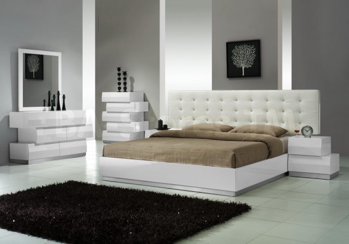 Stunning All Modern Bedroom Sets Bedroom All Modern Bedroom Furniture Beautiful On Regarding Eri