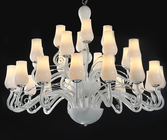 Stunning Big White Chandelier Large White Chandelier Luxurydreamhome