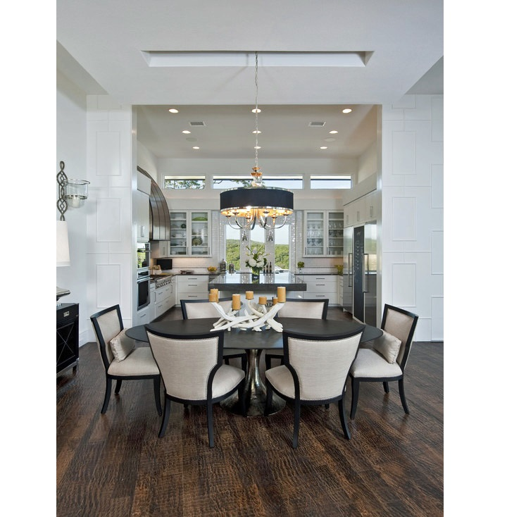 Pictures Gallery Of Elegant Contemporary Dining Room Table Centerpieces Centerpiece Ideas Houzz