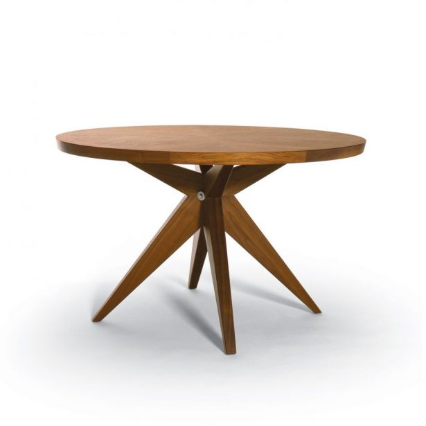 Stunning Contemporary Round Dining Table For 6 Round Dining Table For 6 Contemporary Yoibb