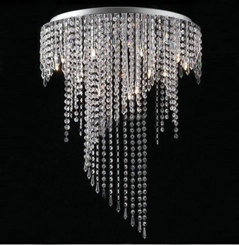Stunning Crystal Ceiling Lights Chic Crystal Light Fixtures Ceiling Ceiling Crystal Lights Ceiling