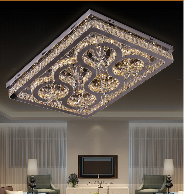 Stunning Crystal Ceiling Lights New Arrival Modern Crystal Ceiling Light Modern Crystal Led