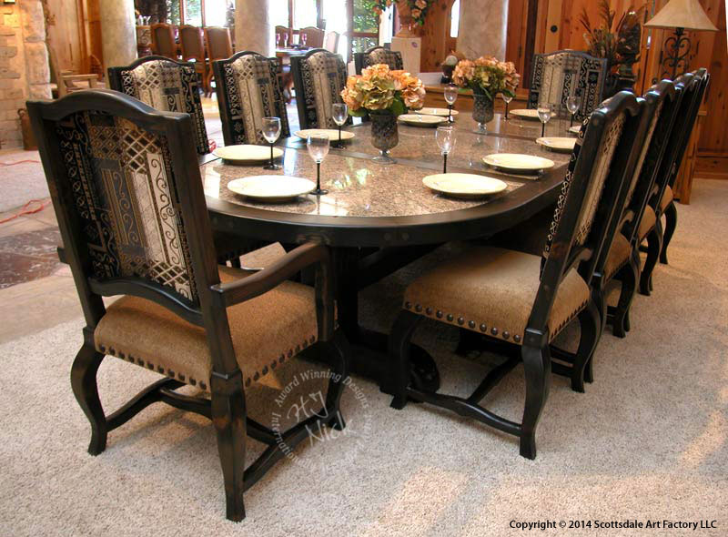 Stunning High End Dining Room Sets Oval Dining Tables Unique Oval Dining Room High End Wood Granite