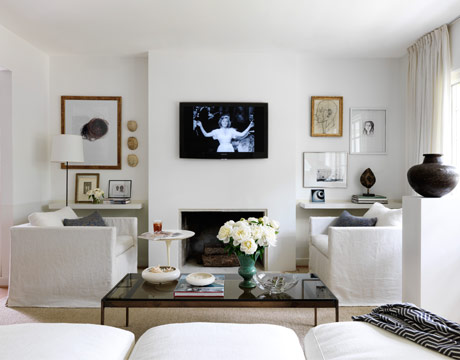 Stunning Living Room Decor Styles How To Decorate A Living Room White Living Room With Tv On Wall