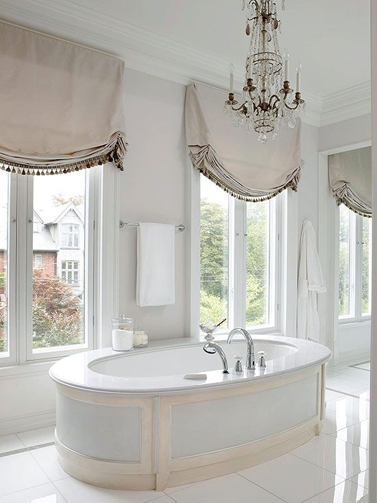 Stunning Luxury Bathroom Curtains 822 Best Beautiful Bathrooms Images On Pinterest Architecture