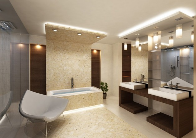 Stunning Luxury Bathroom Lighting Astounding Luxury Bathroom Lighting That Will Delight You