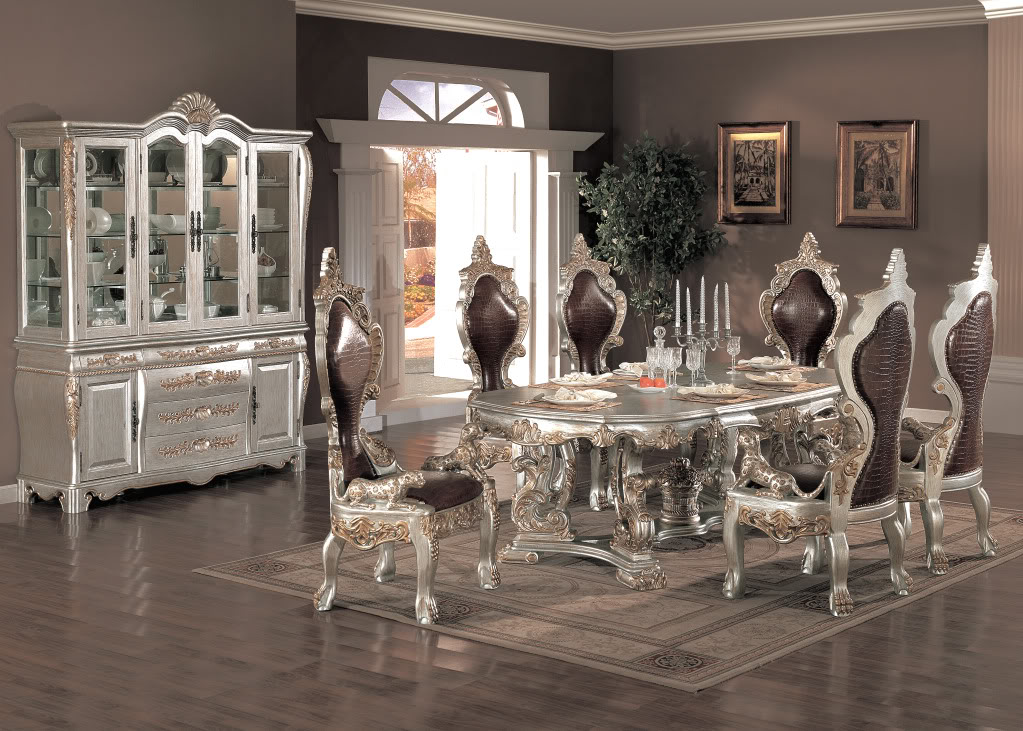 Stunning Luxury Dining Room Furniture Sets Dining Room Fascinating Luxury Dining Room Furniture Appealing