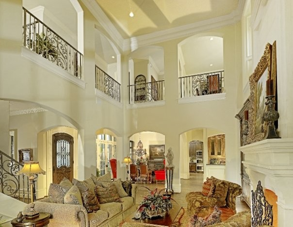 Stunning Luxury Living Homes Michael Molthan Luxury Homes Interior Design Group Traditional