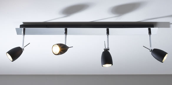 Stunning Modern Black Ceiling Light Good Black Ceiling Light Fixtures On Furniture With 2quot Wide