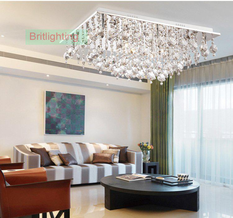 Stunning Modern Ceiling Lamps For Living Room Stunning Ceiling Lamp For Living Room 2017 Bed Room Lights Crystal