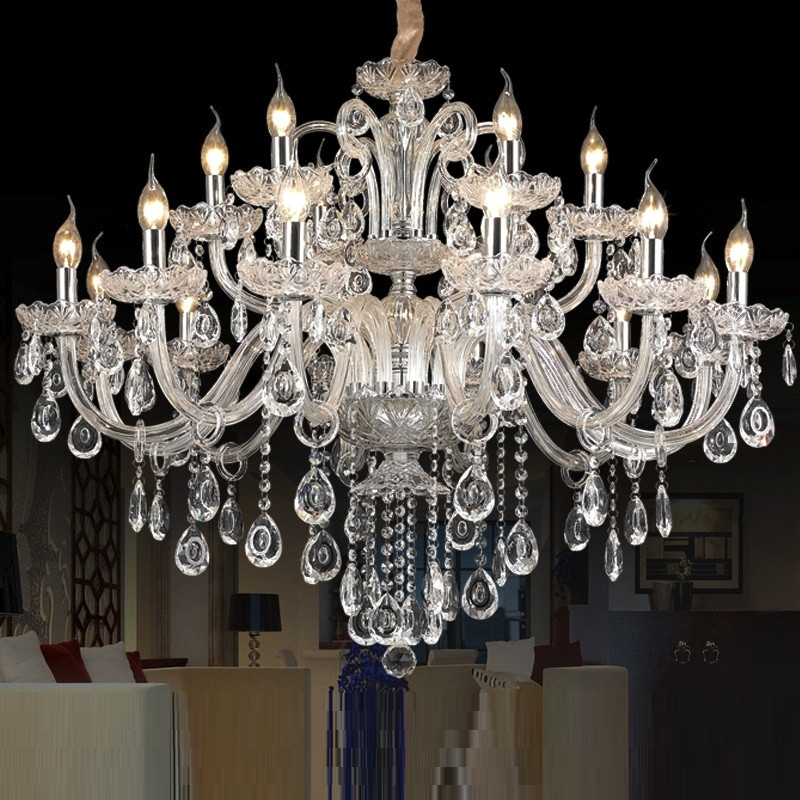 Stunning Modern Crystal Chandelier Lighting Crystal Chandelier Light Luxury Modern Crystal Lamp Chandelier