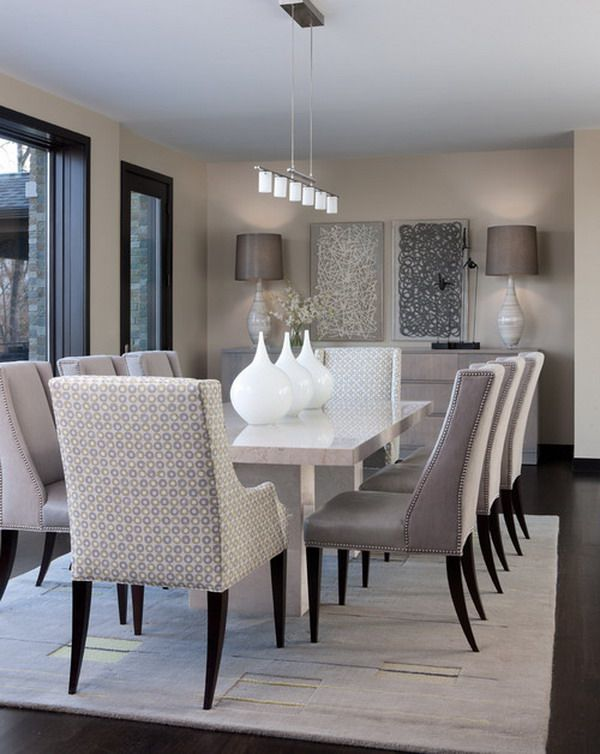 Stunning Modern Elegant Dining Room Magnificent Modern Formal Dining Room Sets 17 Best Ideas About