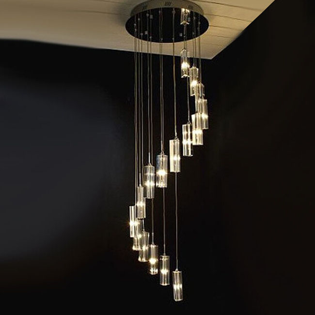 Stunning Modern Lighting Fixtures Chandeliers Modern Crystal Stair Chandelier 7372 Free Ship Browse Project