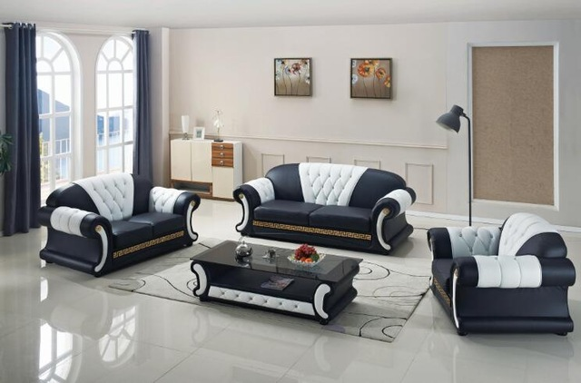 Stunning Modern Sofa Set Designs For Living Room Sofa Set Living Room Furniture With Genuine Leather Corner Sofas